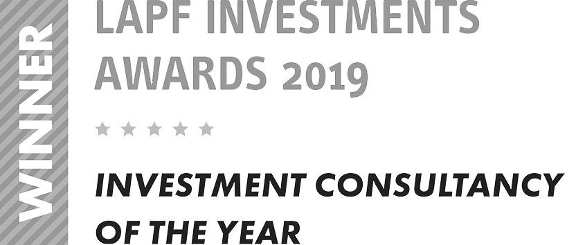 Investment consultancy of the year