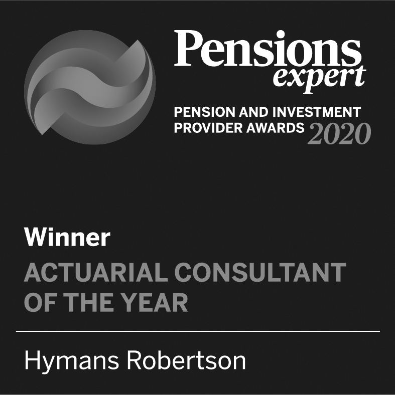 2020 Pensions Expert - Actuarial consultant of the year