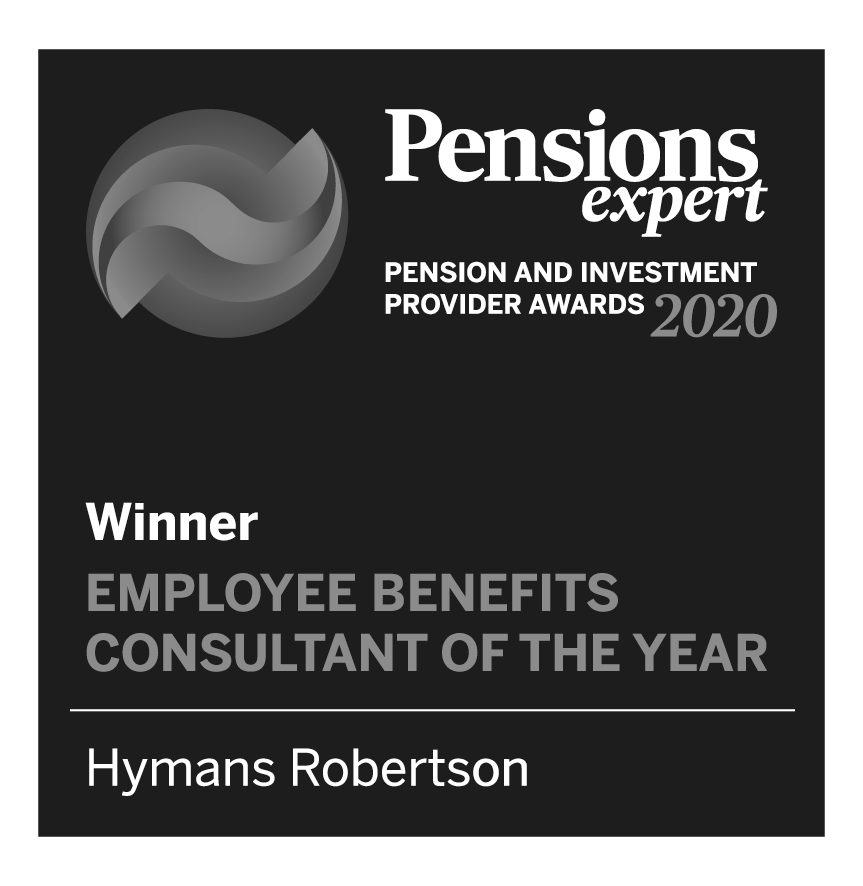 2020 Pensions Expert - Employee Benefits consultant of the year
