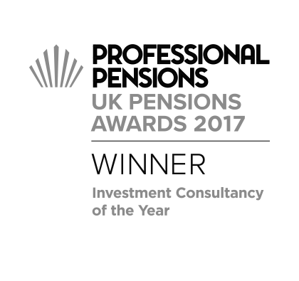 2017 Professional Pensions - Investment consultant of the year