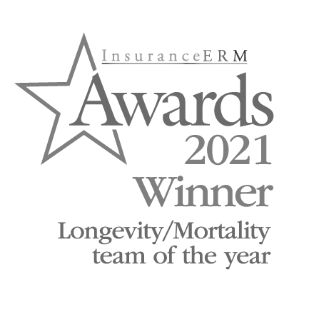 Longevity / mortality team of the year