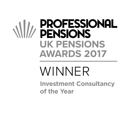 2019 Professional Pensions - UK DC consultancy of the year
