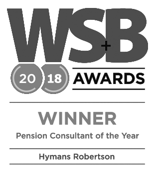 2018 WSB - Pension consultant of the year